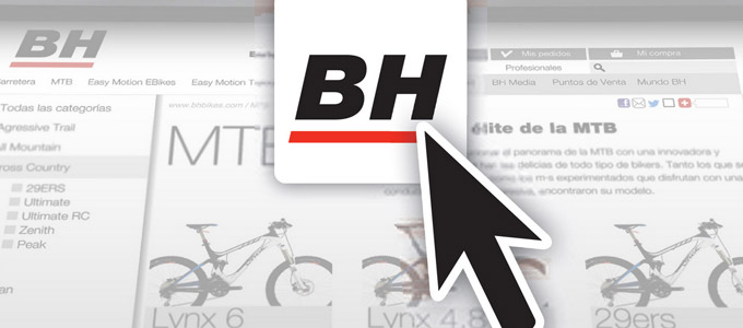 BH Bikes tienda online