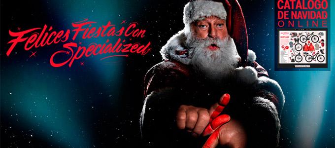 Specilized regalos Navidades
