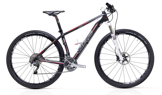 Conor WRC Racing 29er XTR SLX