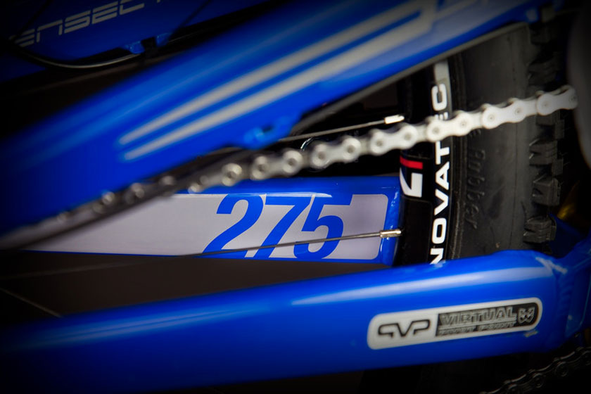 Intense 951 evo 650B downhill
