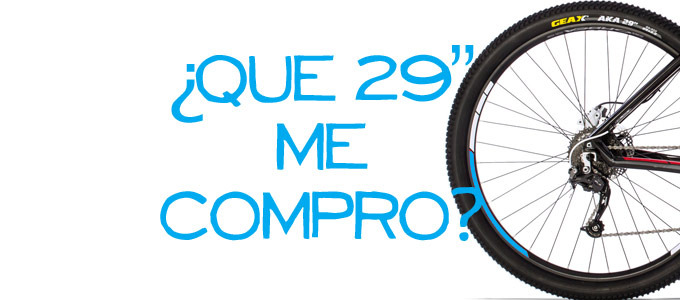 "que mountain bike de 29"" me compro"