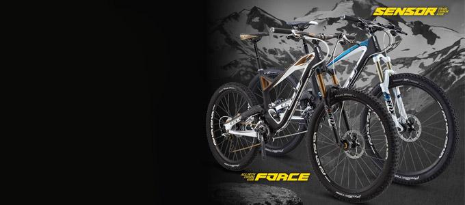 GT Force y GT Sensor 2014