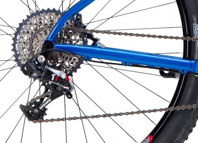 SRAM X01 Cambio y piñones