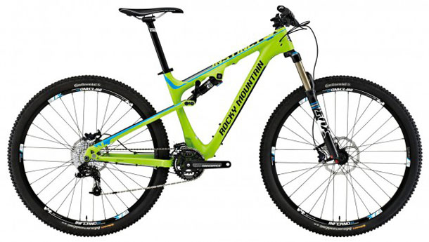 Rocky Mountain Instinct 950 MSL 2014