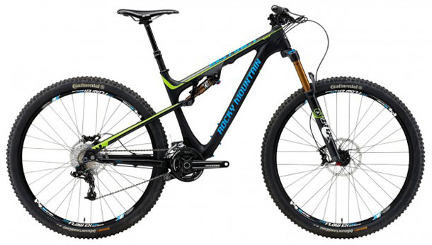 Rocky Mountain Instinct 970 MSL BC Edition 2014