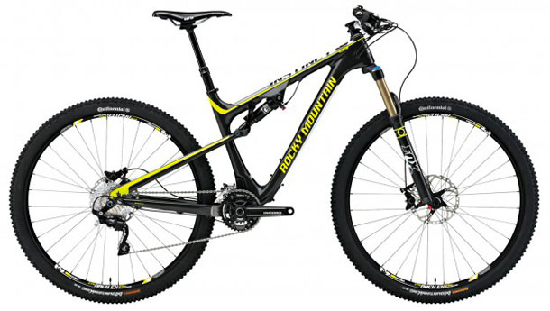 Rocky Mountain Instinct 970 MSL 2014