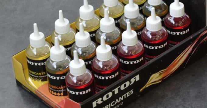 rotor lubricantes
