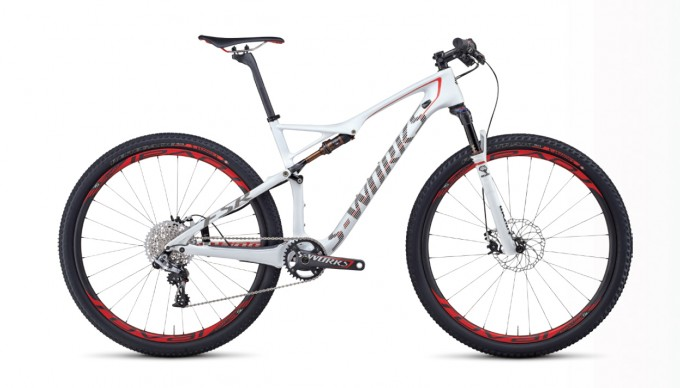 Spacialized S-WORKS Epic World Cup 2014