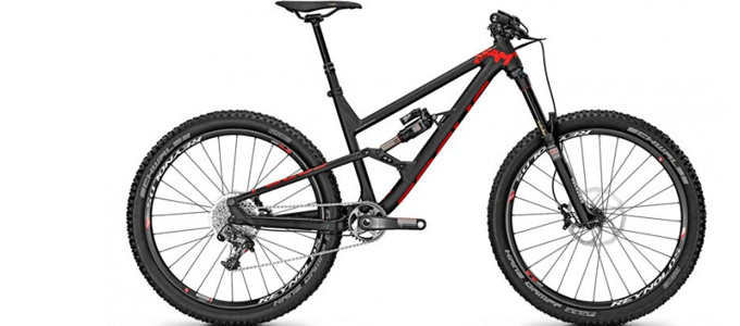 Focus Sam 650B Enduro 2014