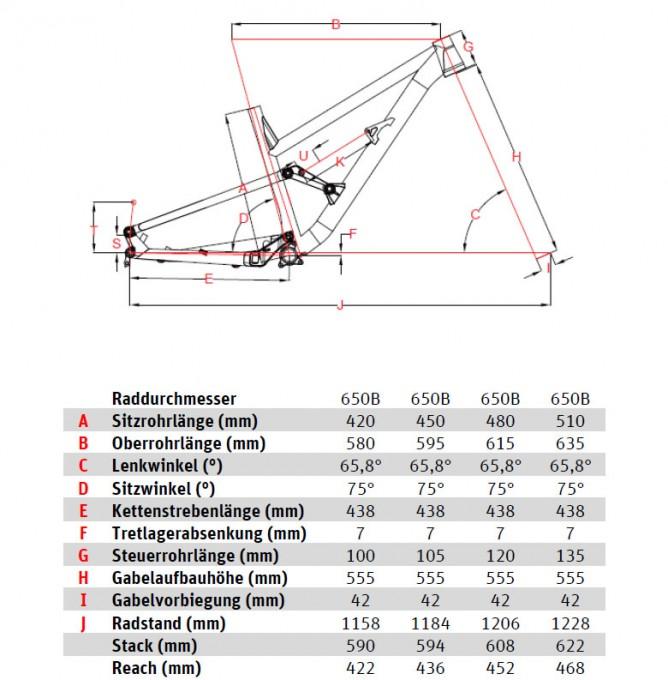 FOCUS SAM geometria