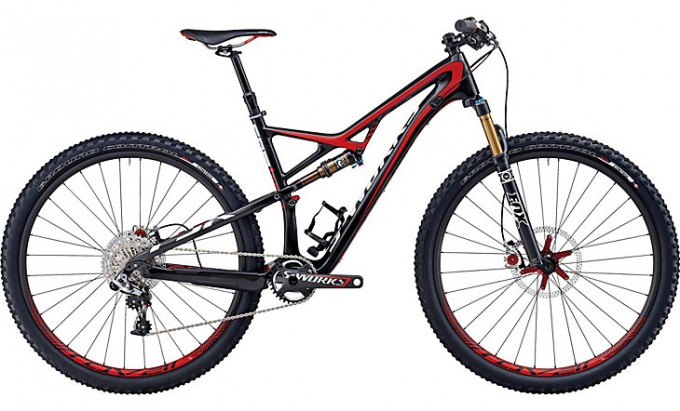 Specialized Camber S-Works 2014