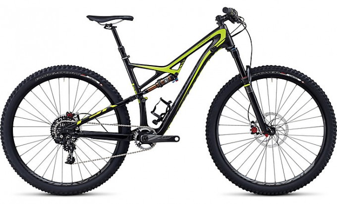 Specialized Camber Expert Carbon Evo 2014
