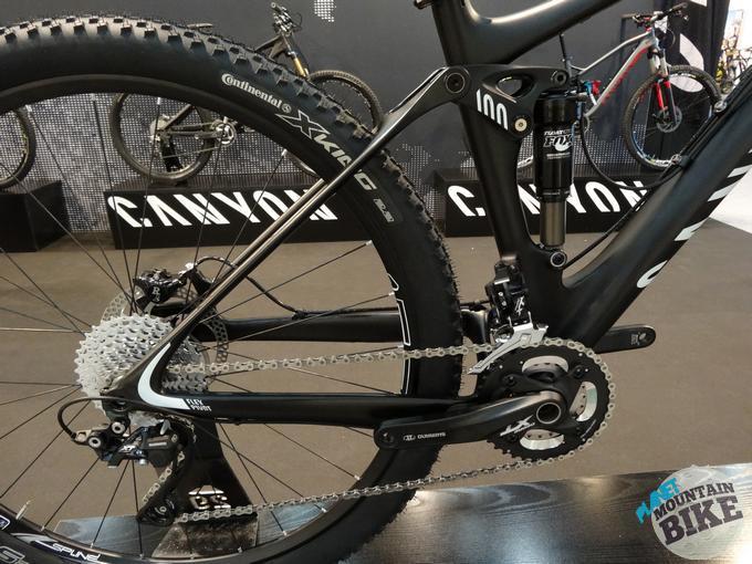 Canyon Lux CF 29 2014