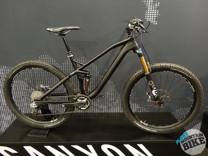 Canyon Spectral AL 27.5 Expobike