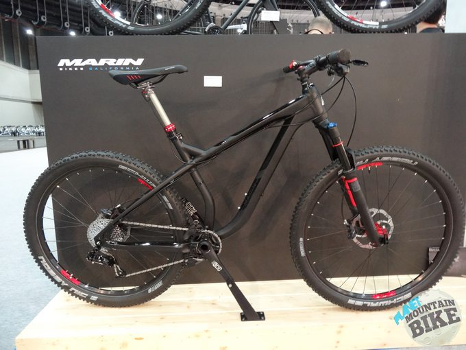 Marin Bikes 2014 Expobike2013 1
