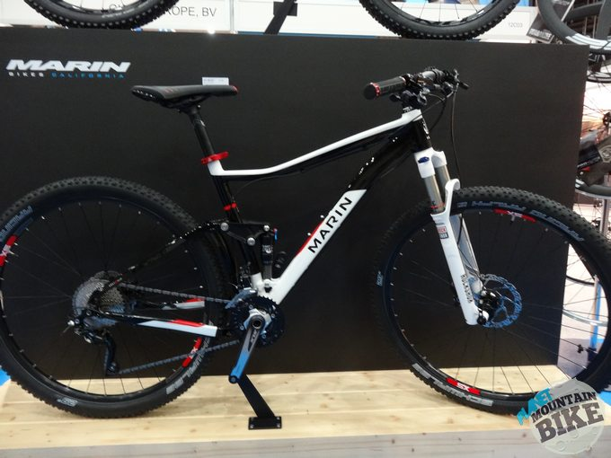 Marin Bikes 2014 Expobike2013 4