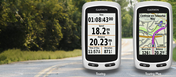 Garmin Edge Touring Plus GPS
