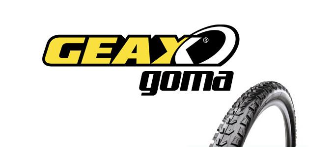 Geax goma enduro