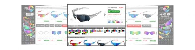 gafas personalizables