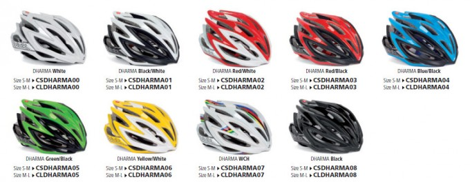 Spiuk Dharma colores