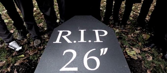 """Las 26"""" no han muerto"""
