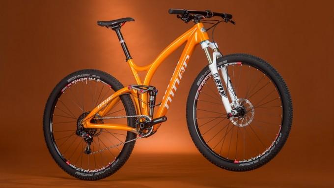 Niner Jet 9 Carbon Orange