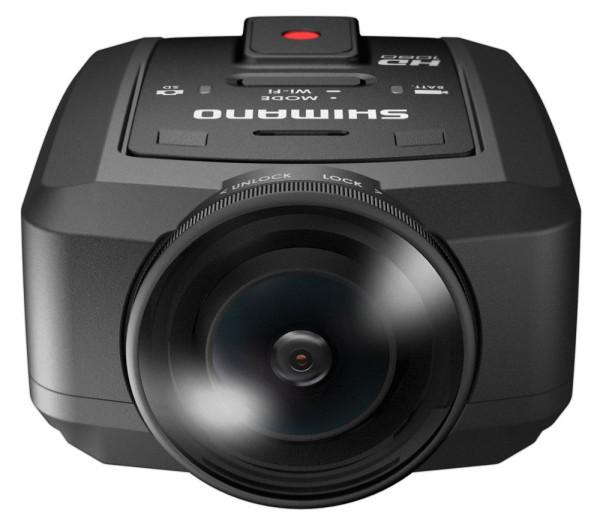 Shimano CM 1000 Lens