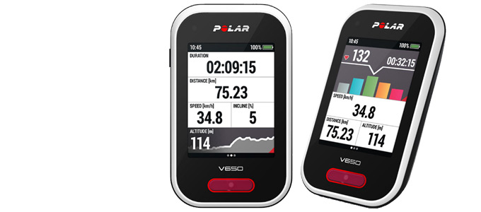 Polar V650 GPS 2014