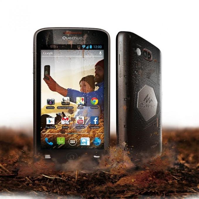 quechua phone 5 smartphone