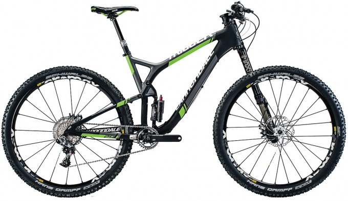 Cannnondale 2015 Trigger 29 Carbon black