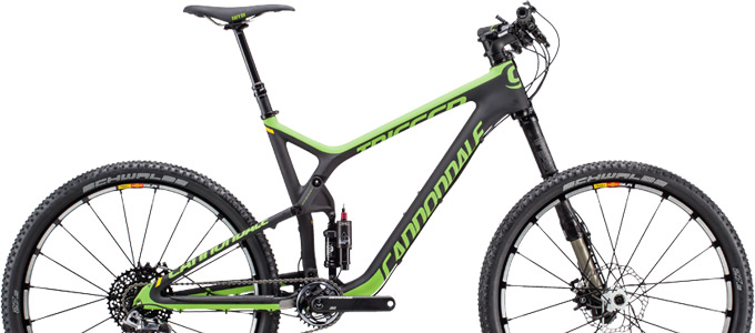Cannondale Trigger Jekyll 27.5 2015