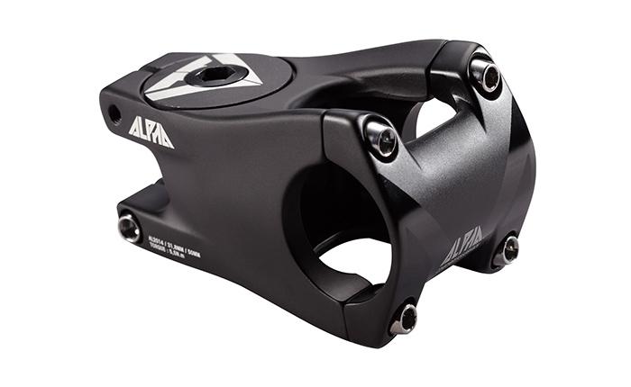 Ride Alpha potencia 50 mm freeride negra