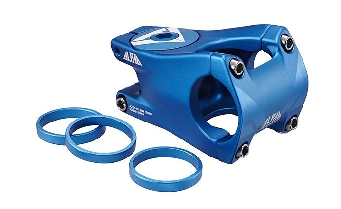 Ride Alpha potencia 50 mm freeride azul