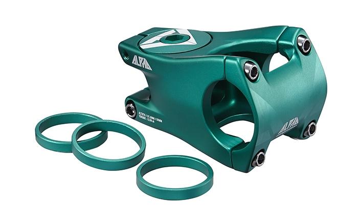 Ride Alpha potencia 50 mm freeride verde