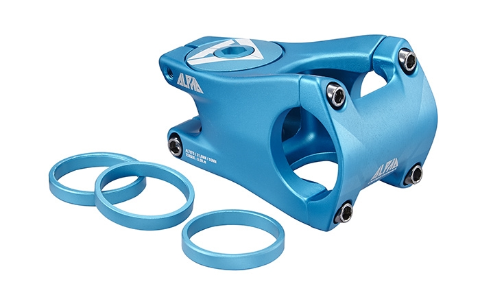 Ride Alpha potencia 50 mm freeride light blue