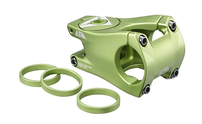 Ride Alpha potencia 50 mm freeride light green