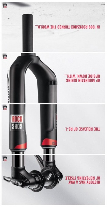 Rock Shox RS1 full
