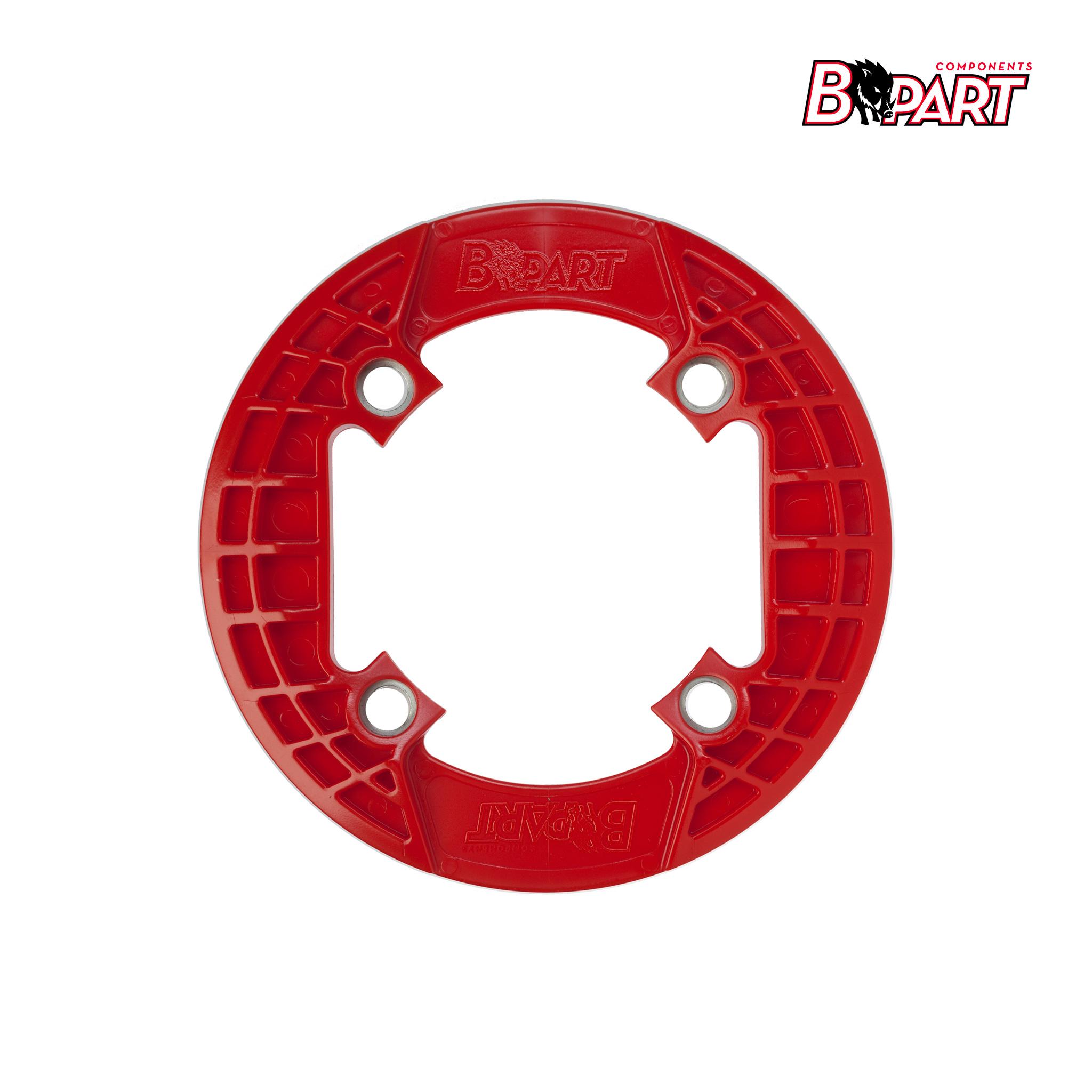 Bpart Components cubreplatos rojo