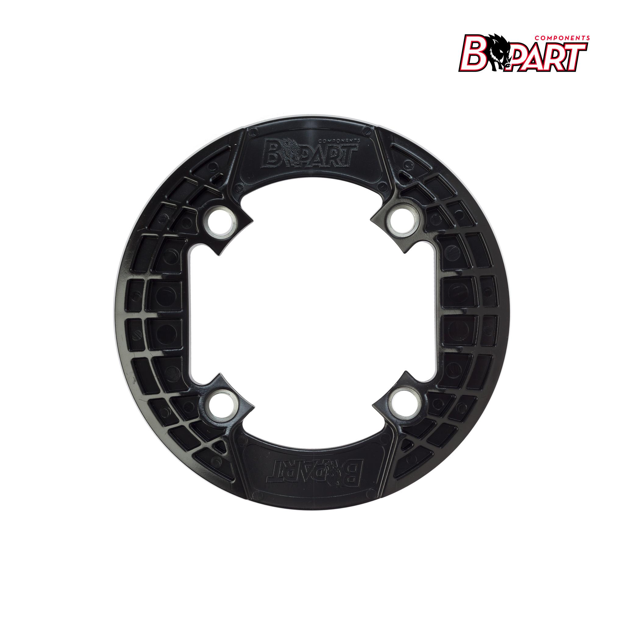 Bpart Components cubreplatos negro
