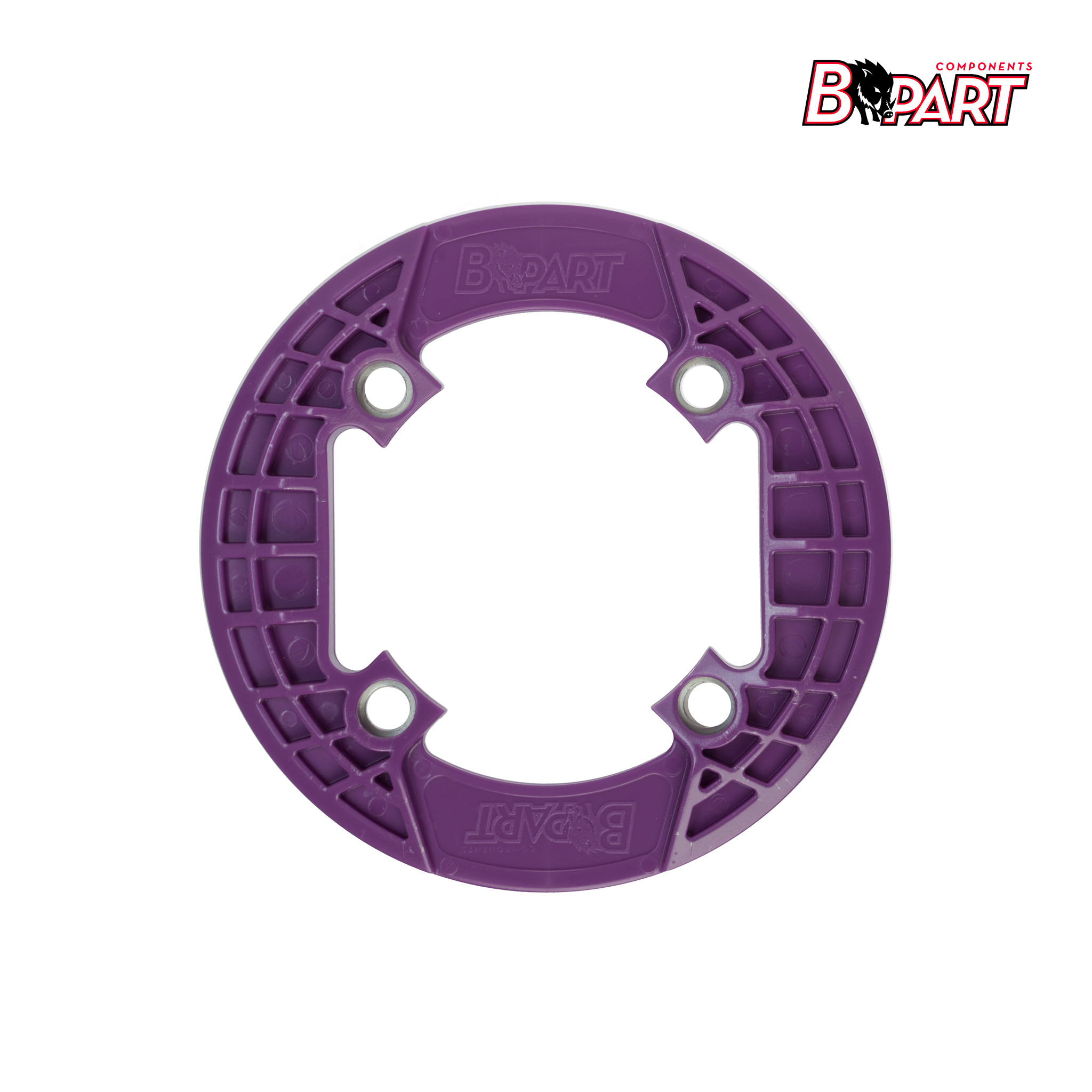 Bpart Components cubreplatos morado