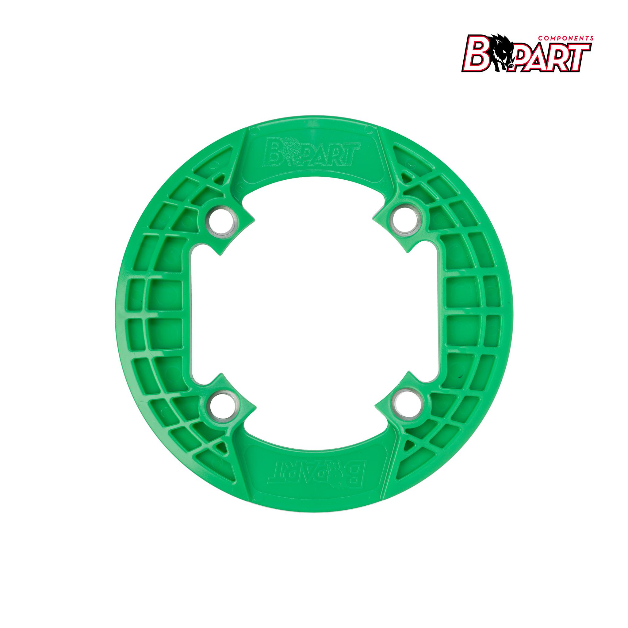 Bpart Components cubreplatos verde
