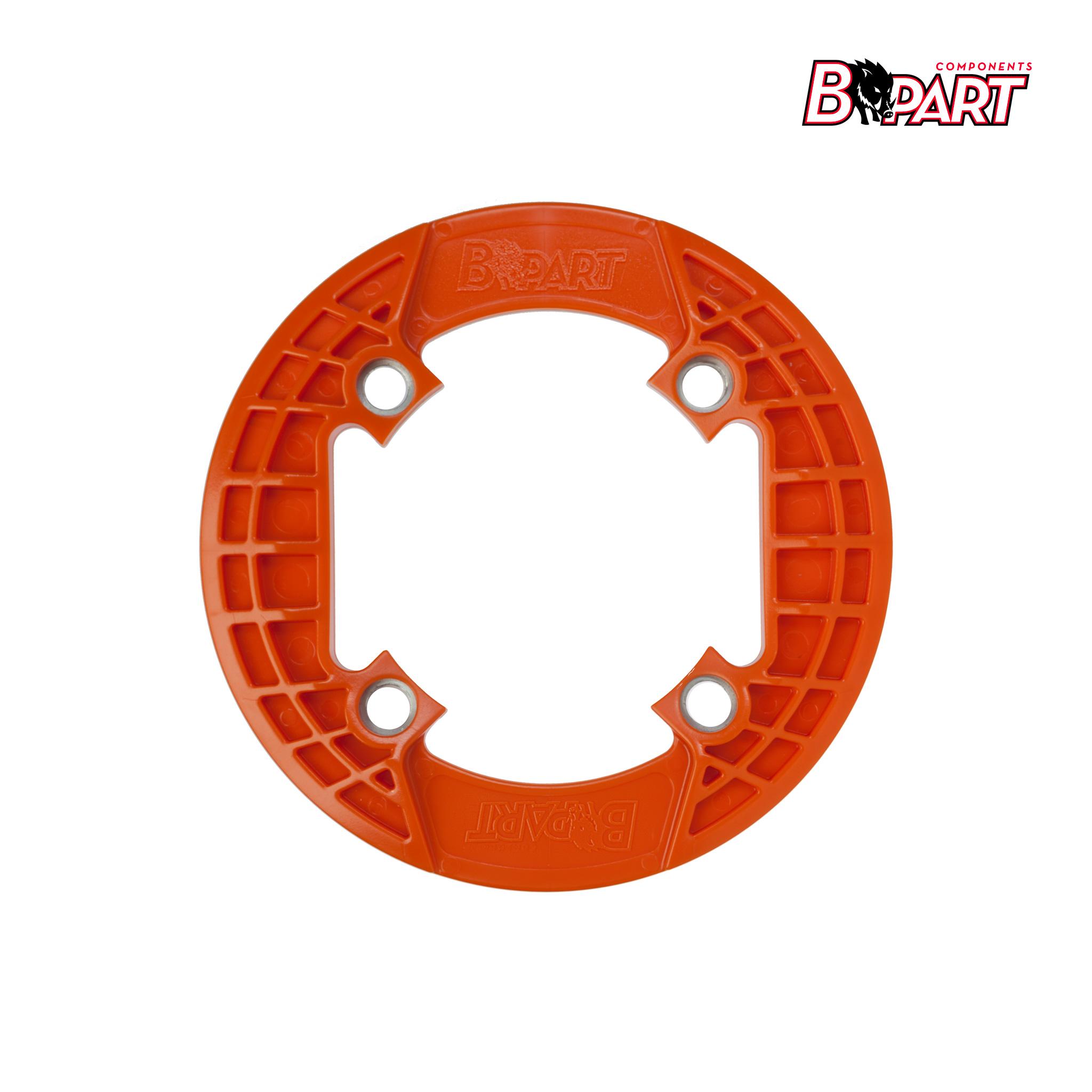 Bpart Components cubreplatos naranja