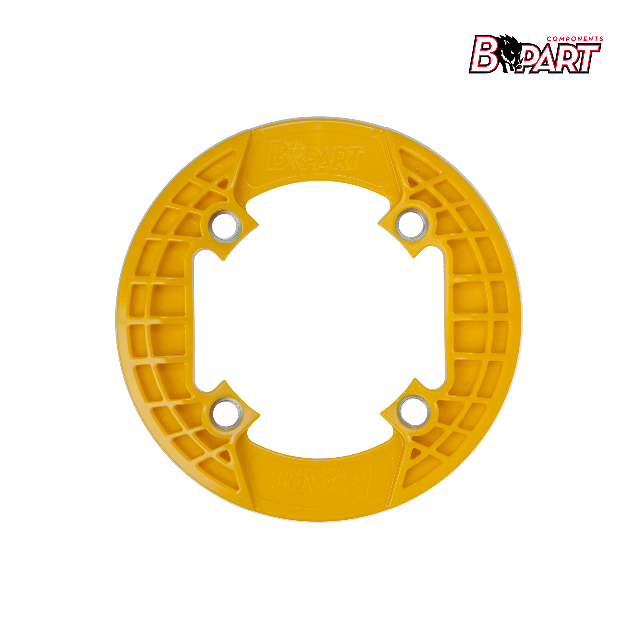Bpart Components cubreplatos amarillo