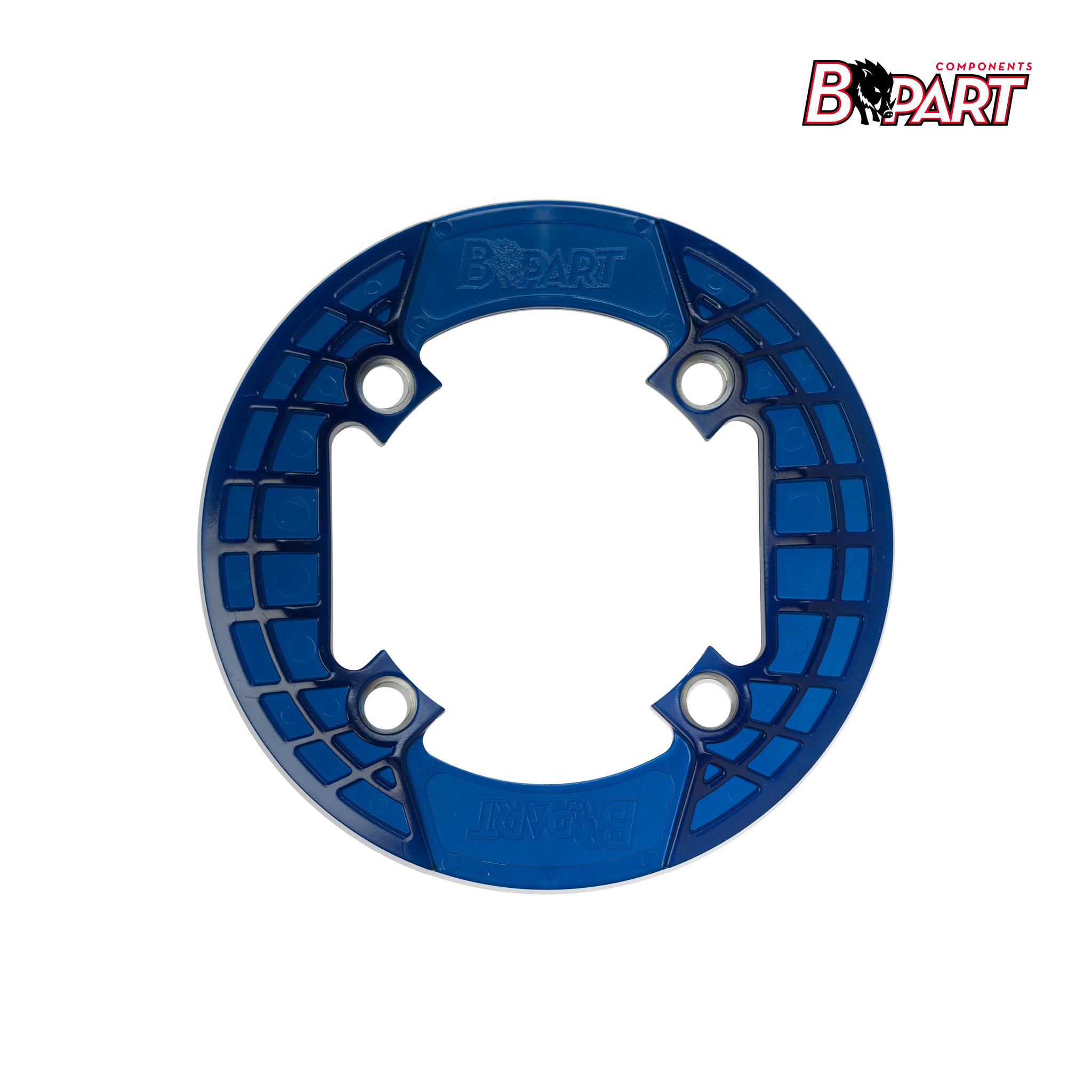 Bpart Components cubreplatos azul traslucido