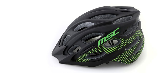 Cascos mountain bike MSC