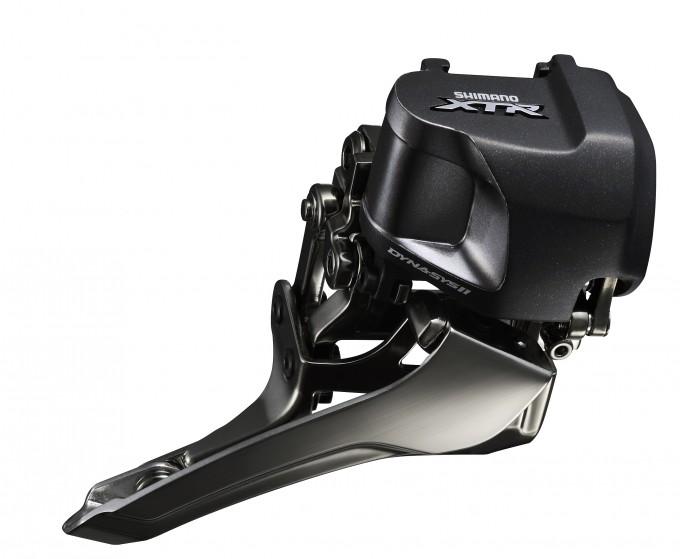 Shimano XTR M9050 Di2 desviador FD M9070