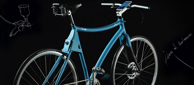 Samsung Smart Bike Galaxy