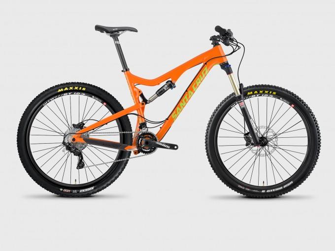 Santa Cruz 5010 Carbon R 2015