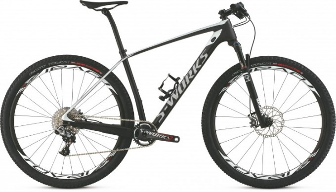 """Specialized S-WORKS Stumpjumper HT Carbon 29"""" World Cup"""