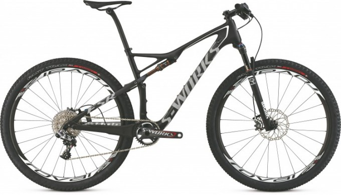"""Specialized S-WORKS Epic Carbon 29"""" WorldCup"""